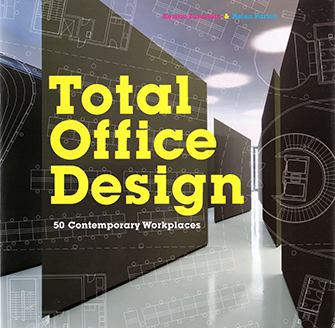 Book cover_Total Office Design