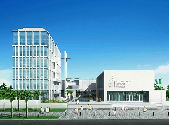 Charity Foundation HQ Port Harcourt Nigeria