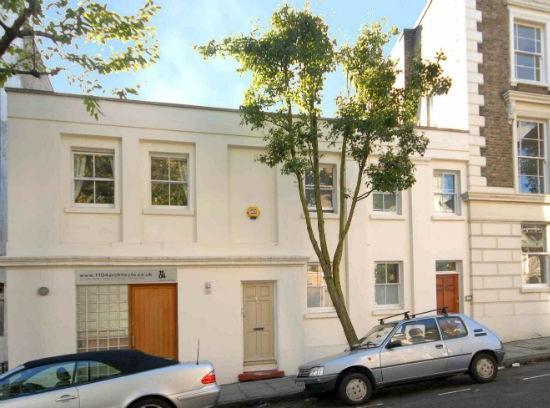 The Workhouse Refurbishment London facade