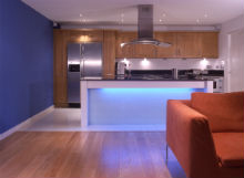 the Bachelor Pad London appart refurbishment