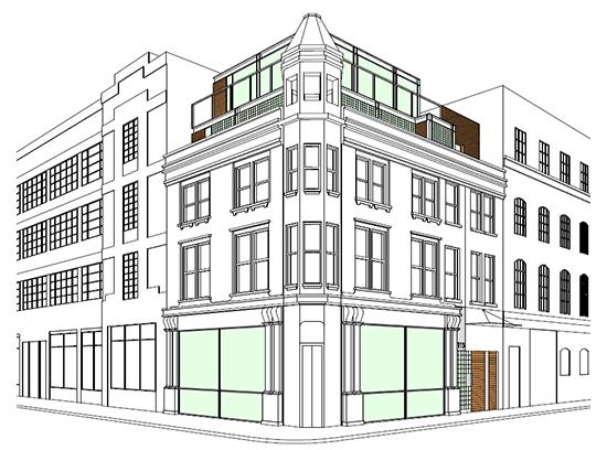 01.20 Penthouse Extension Camden Town London