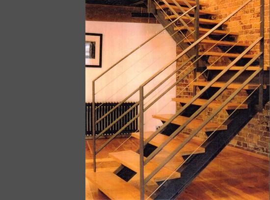 John Ross stairs
