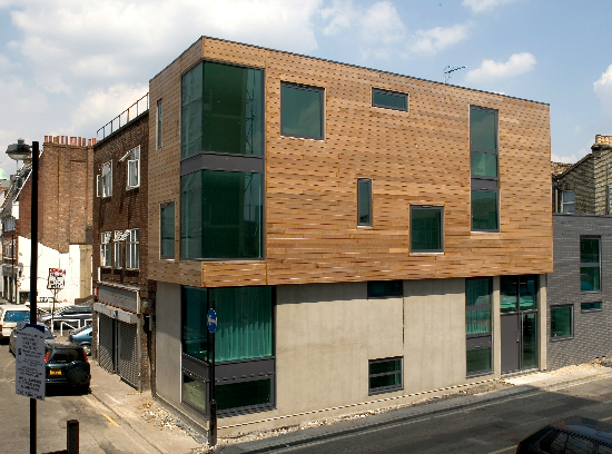 Residential Development, Whitechapel, E1 / copyright 11.04 Architects London
